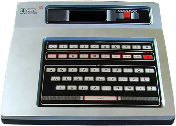 Magnavox odyssey2